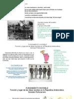 Fundamento Invisible Parte1 - Racismo y Oligarquia