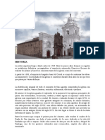 Iglesia San Agustin de Quito