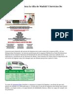 Empresas De Limpieza la villa de Madrid Y Servicios De Limpieza Serlingo