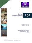 Local Hazard Mitigation Plan