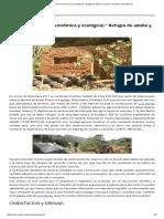 """CASA ECO ECO # 1 (económica y ecológica) """" Refugio de adobe y material reciclado"""" _ Residencias.pdf"""
