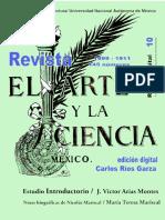 Arte y Ciencia_revista s Xix Mexico
