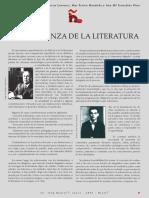 Ensenanzadelaliteratura ELE RocioBarros