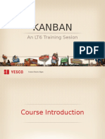 LT6 Training Session - Kanban