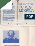72453806 O Pos Moderno Lyotard