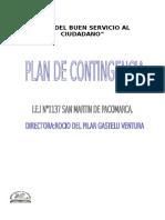 Plan de Contingencia Nuevo