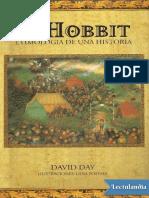 Day, D. - El Hobbit, Etimología de Una Historia