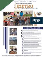 Revista Milimetro UPI 2015