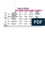 Table of Contents Smp3