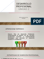 Desarrollo Profesional Unidad 2