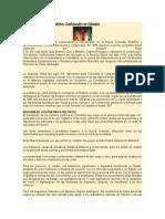 Origen de los Partidos Políticos Tradicionales en Colombia