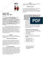jan  30-feb  3 2017 newsletter