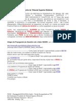 PSDB – Propaganda ENGANOSA Saúde – Petção Encaminhada ao TSE