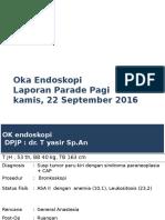 PARADE OKA Hybrid Dan Endos 22-9-2016