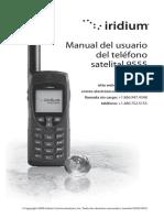 IRDM 9555 UserManual Spanish 29Jul2010