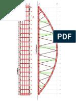 Zapatas y Torres de Armado,Arreglo General _ Escala 1_1 Model (1)