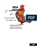Néstor Braunstein - Memoria y espanto o el recuerdo de infancia.pdf