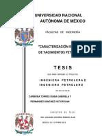 Tesis Caracterizacion Integrada de Yacimientos - Copia