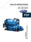 manual de instrucciones motor diesel FORD