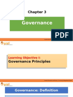 Chapter 3 - Governance