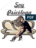 Soy Psicologa