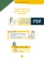 Documentos Primaria Sesiones Comunicacion SextoGrado SEXTO GRADO U1 Comu Sesion 10
