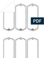 Template Bookmarks