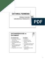 Dw 3 Data Multidimensi