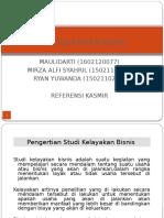 Pengertian Studi Kelayakan Bisnis.ppt