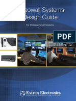 Videowall Design Guide RevB