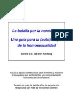 La Batalla Por La Normalidad Una Guía Para La (Auto)Terapia De La Homosexualidad Aardweg