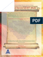 7th Book Secrets of Success of IIIT Model