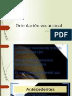 Orientación vocacional 4o