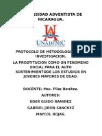 protocolo unadenic