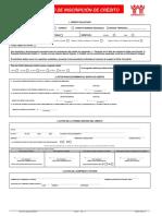 solicitud inscripcion NFONAVIT
