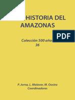 Etnohistoria Del Amazonas