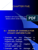Chapter 5 Conveyance Stru