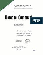 Derecho Comercial Tomo i