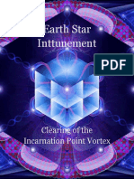 Earth Star Chakra Intunement Exercises