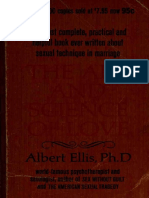 Albert Ellis the Art and Science of Love