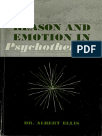 Albert Ellis Reason and Emotion in Psychotherapy