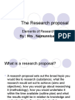 theresearchproposal-100303013047-phpapp02.ppt
