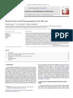 prenatal stress si HPA axis.pdf