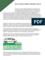 Empresas De Limpieza la villa de Madrid. Domicilio, Casa O Piso Limpio