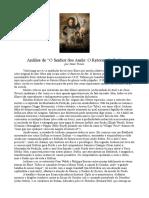 Análise de O Retorno Do Rei - Tradução de artigo de Peter Travis