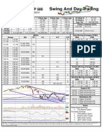 SPY Trading Sheet - Wednesday, July 14, 2010