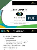 2. Cambio Clima Tico Bases Conceptuales