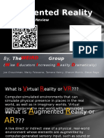 Augmented Reality Presentation - FINAL 1