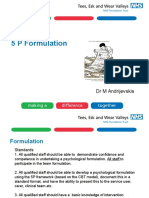 Formulation 5P Training