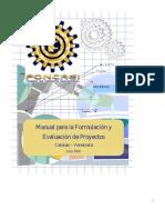 Manual de Proyectos Foncrei